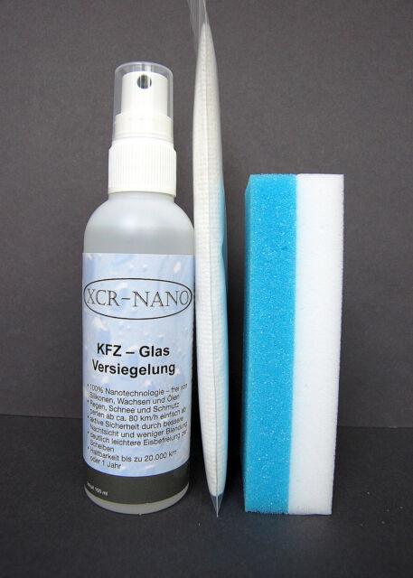 KfZ Glas Scheibenversiegelung Nanoversiegelung nano versiegelung100ml=17,50€