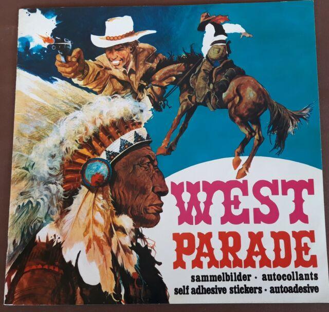 West Parade, 1976, EDIS Figurine, Empty Album