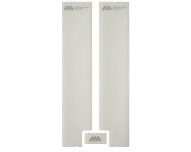 All Mountain Style AMS Honeycomb Universal Fork Guard Clear
