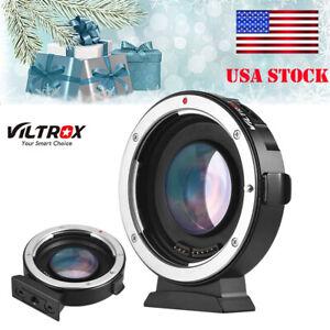Viltrox-EF-M2II-Auto-Focus-Adapter-0-71X-Canon-EOS-EF-Lens-Micro-MFT-4-3-US