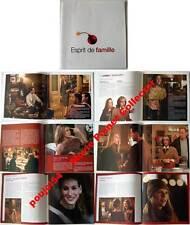 ESPRIT DE FAMILLE - Parker,Danes,Keaton - DOSSIER DE PRESSE/FRENCH PRESSBOOK