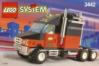 Lego Classic Town 3442 Legoland California Truck Limited Edition Sealed
