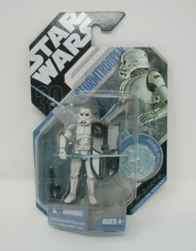 Stormtrooper Concept 2007 STAR WARS 30th Anniversary Collection MOC