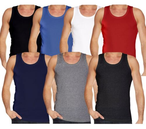 Marca Hombre B Camiseta Lote Liso Gaffer Multipack pprtHCq1