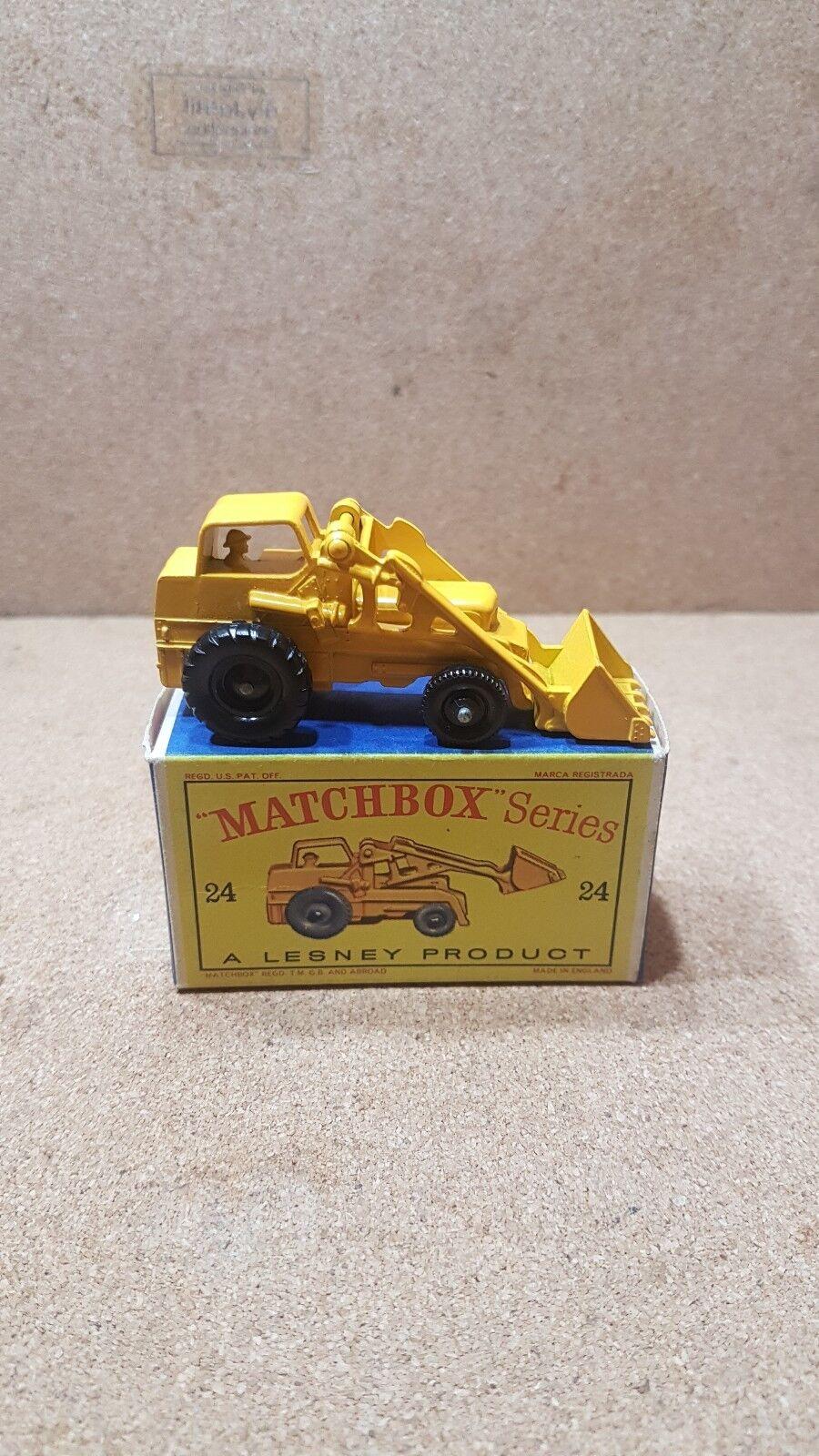 MATCHBOX Nº 24b Weatherill Excavateur hydraulique
