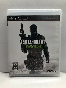 Call of Duty: Modern Warfare 3 (PlayStation 3, 2011) Complete Tested Working