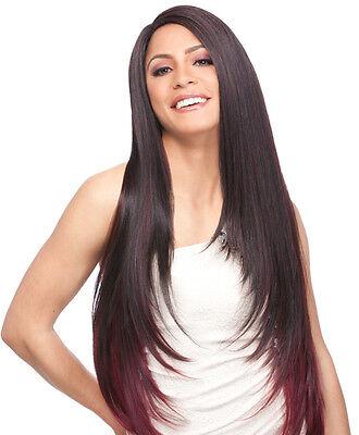 Sensationnel Empress Lace Front Edge L-Parting Wig IMAN