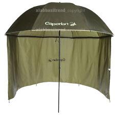 Caperlan Fishing Umbrella Awning Brolly Carp Sea Waterproof Side Protection Top