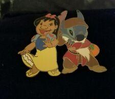 Disney Auctions (P.I.N.S.) - Lilo & Stitch Snow White Costumes LE 1000 Pin