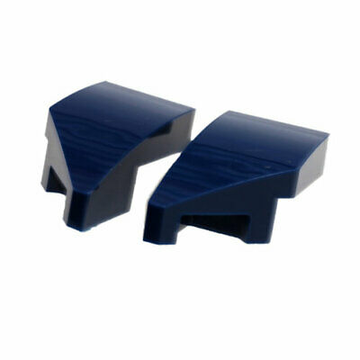 20Stk Plates 4x6 3032-08 Darkblue Dunkelblau - Platte LEGO®