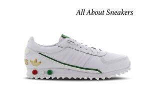 adidas trainer uomo verde
