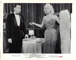 JAYNE-MANSFIELD-TOM-EWELL-movie-photo-1956-THE-GIRL-CAN-039-T-HELP-IT