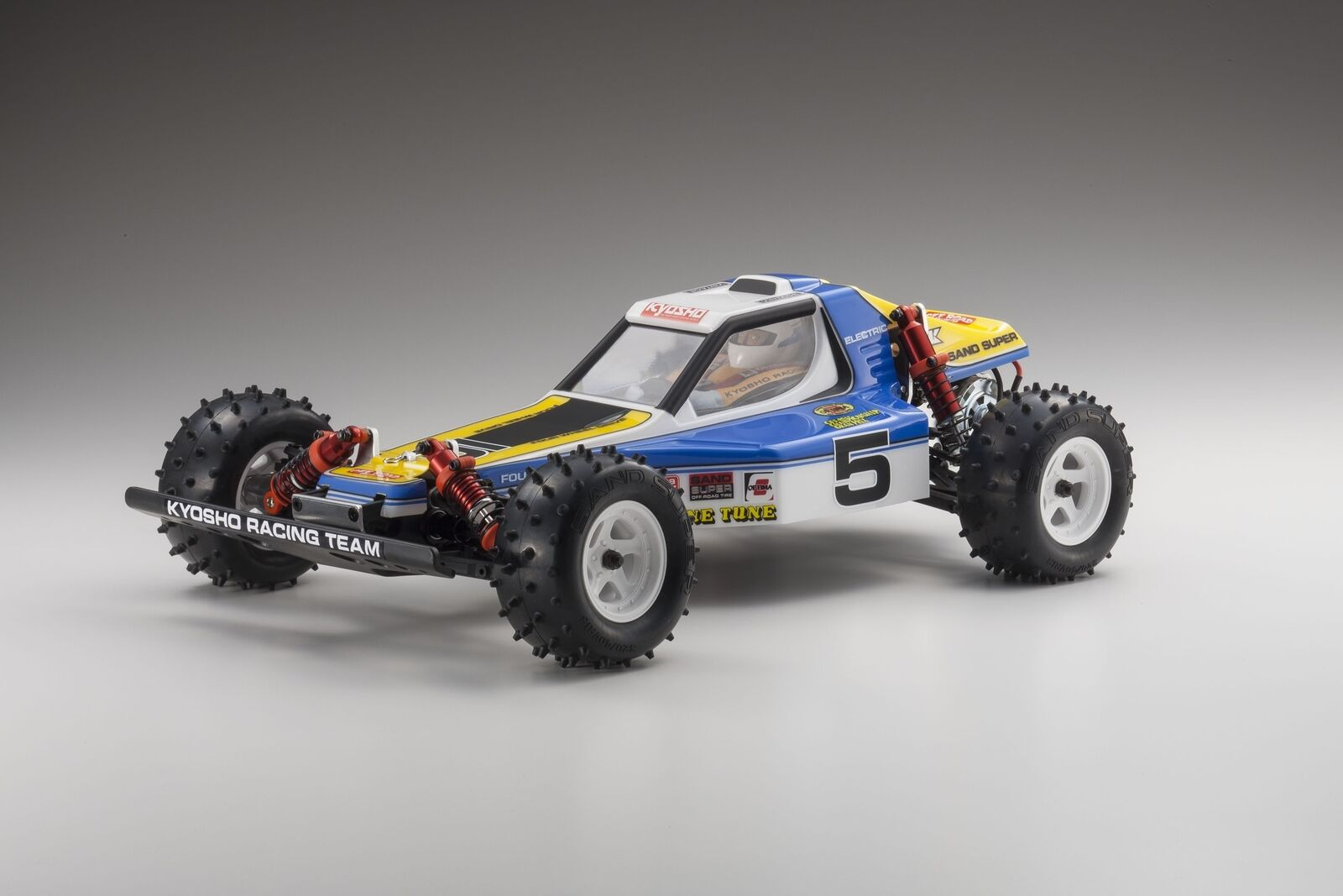 Kyosho OPTIMA 1 10 4WD KIT LEGENDARY SERIES K.30617