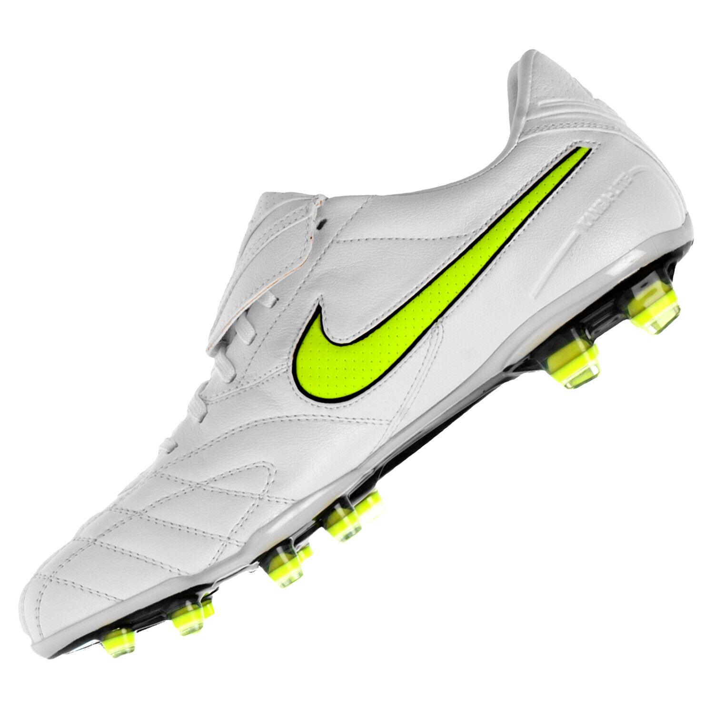 Nike tiempo legend elite Cochebon 407474171 blancoo Neon 41 uk7 42 uk8 New