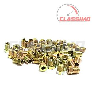 Brake-Pipe-End-Union-Nuts-MALE-METRIC-M10-x-1mm-Box-of-50