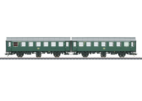 Reisezugwagen-Paar B3ygeb   Neuware Märklin H0 43184