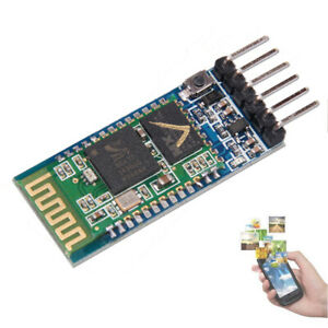 HC-05-6-Pin-Wireless-Bluetooth-RF-Transceiver-Module-serial-RS232-for-arduino