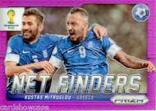 2014 Prism FIFA Soccer Purple Prism Net Finders 13 K.Mitroglou (Greece) -96/99