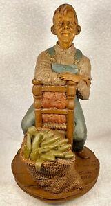 JACOB-R 1986~Tom Clark Gnome~Cairn Item #1145~Ed #28~Hand Signed~w/COA & Story