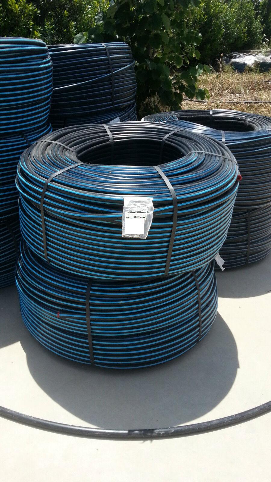 200 mt tubo ala gocciolante Toro autocompensante 16 Passo 20 irrigazione goccia