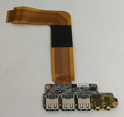 MSI GS63 STEALTH MS-16K5 GENUINE USB AUDIO BOARD W// CABLE MS-16K5A