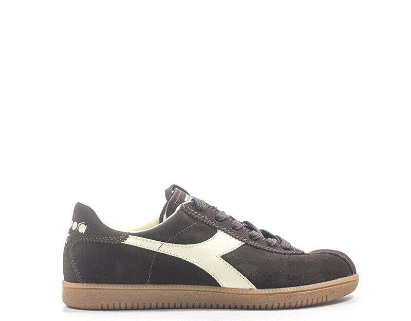 shoes DIADORA 2.0 men Sneakers  brown Pelle naturale 172302-C7240