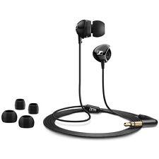 New Genuine Sennheiser CX175 CX-175 In-ear Headphones Earbuds Earphones Black