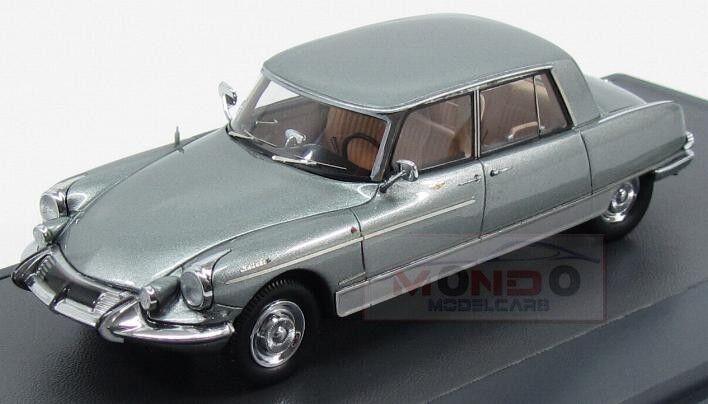 Citroen Ds Henry Chapron Majesty Saloon 1966 Grey Grey Grey Met Matrix 1 43 MX50304-041 Mo 6eb573