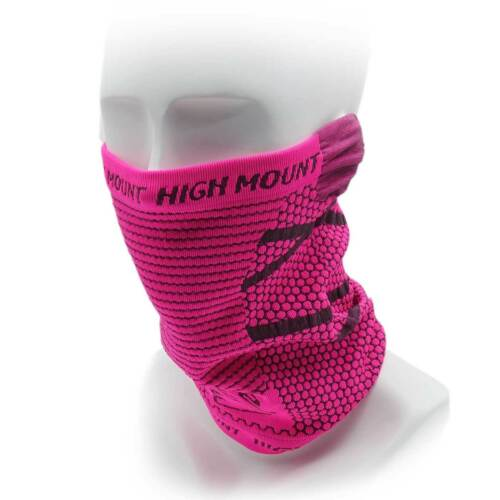 Winter Sports Warm Neck warmer Face Mask Snood Scarf Motorcycle Cycling Ski Pink