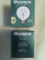2- Replacement 25 Watt Light Bulbs Fits Full Size Scentsy Warmers Free Shipping