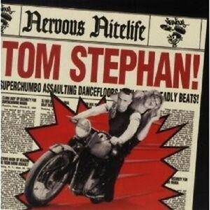 TOM-STEPHAN-NERVOUS-NITELIFE-CD-POP-19-TRACKS-NEW