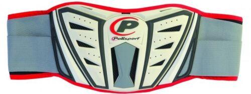 XLarge Polisport Elasticated Kidney Belt//Back Brace Motocross Protection Large