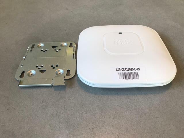 Cisco AIR-CAP2602I-E-K9 12M Garantie W/O Cuve