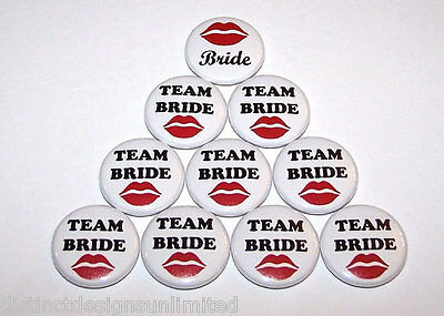 Team Groom Black Mustache Pins Bachelor Party Favors Pin Back Buttons 10 Pack