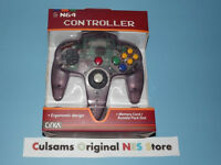 Nintendo 64 N64 (atomic Purple) Controller With A 30 Day Guarantee