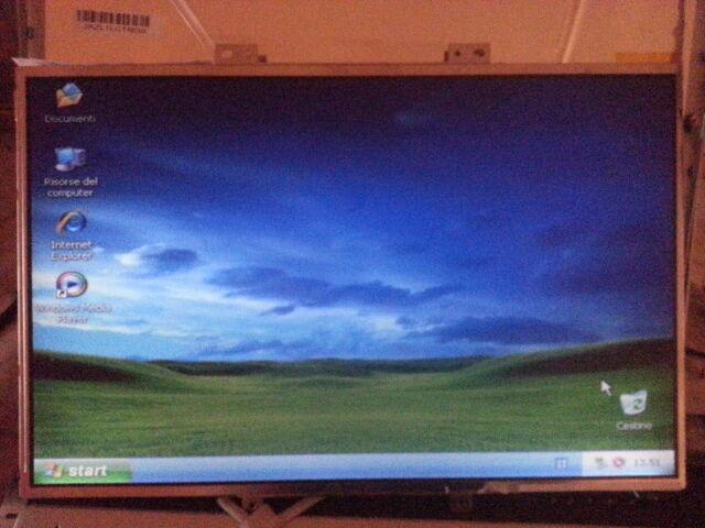 """LCD 15,4"""" per HP Compaq 6730s 6720s 6735s 6710s 6710b display schermo monitor 8"""