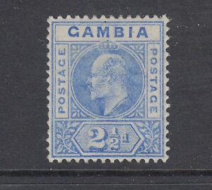 Gambia-Sc-31-MLH-1902-2-p-ultramarine-KEVII-fresh
