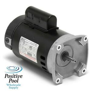 pentair challenger pool pump motor b854 1 5 hp b2854 wf 26