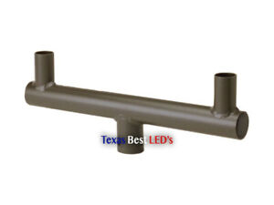 Low Profile Bullhorn with 2 Tenons SQUARE