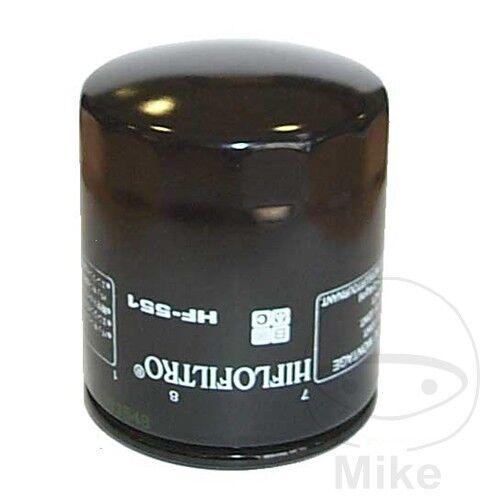 Hiflo oil filter HF551 for Moto Guzzi Stelvio