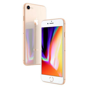 Apple iPhone 8 64GB Oro Desbloqueado Unlocked Smartphone (GSM)