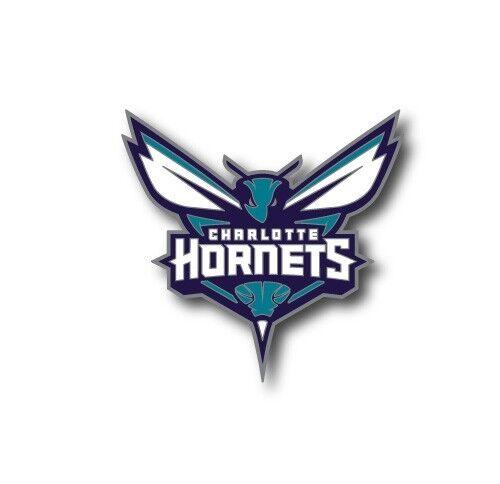 charlotte hornets lapel pin team logo design nba basketball licensed