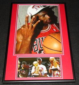 1996-97-Chicago-Bulls-Championship-Team-Framed-12x18-Photo-Display-M-Jordan