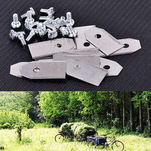 18xSilver-0-6mm-Lawn-Mower-Blade-Fit-for-Husqvarna-Automower-305-308-310-Gardena