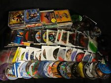 "PC Game Lot of over 50 Computer ""CD Style Cases"" #4"