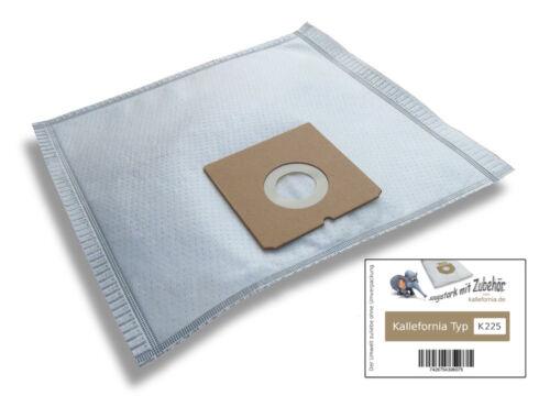 20 Sacchetto per aspirapolvere adatto per Sencor SVC 45rd sacchetto per la polvere svc45rd SVC 45 RD