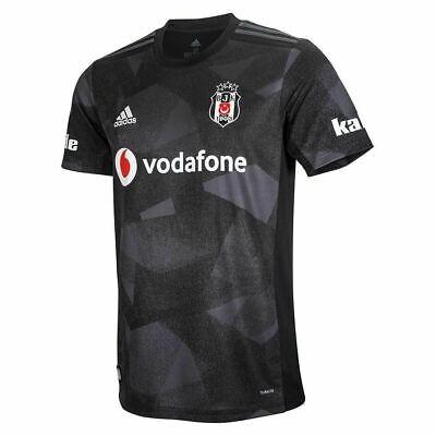Besiktas BJK 2019 2020 Season Black Away Jersey Shirt Adidas BNWT %100 Original | eBay