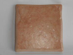 Rivestimento cucina,bagno cm.10x10 pasta bianca Ciottoli rosso ...