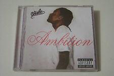 WALE - AMBITION CD 2011 (Kid Cudi Meek Mill Rick Ross Lloyd Big Sean)