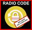 Código de radio adecuado para renault Security Key